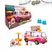 Shopkins Cicibiciler Dondurma Arabası