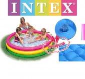 Intex 3 Boğumlu Şişme Sunset Çocuk Havuzu 147 X...