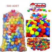 çocuk Havuzu Oyun Havuzu Topları 7 Cm 500 Adet