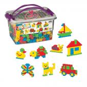 Dede Toys Tik Tak Box 500 Parça Eğitici Yap Boz Oyuncak