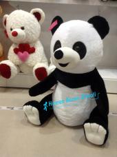 Peluş Panda 75 Cm Oyuncak Büyük Boy Panda -2