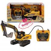 Oyuncak Dickie Toys Mighty Excavator Kumandalı...