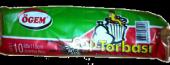 Jumbo Boy Çöp Torbası Çöp Poşeti 80*110 Cm 5 Pk 50 Adet
