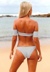 Şık Straplez Bikini Takım-4