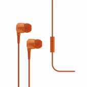 Ttec 2KMM10T J10 Mikrofonlu Kulak İçi Kulaklık 3.5mm Turuncu