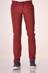 7581 8286 1601 Kırmızı Pantolon
