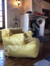 Pufumo Relax Armut Koltuk Sarı