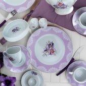 Kütahya Porselen Leonberg 33 Parça Kahvaltı Takımı Bantlı 8435