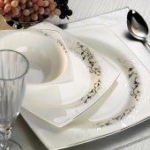 Kütahya Porselen Aliza 83 Parça Yemek Takımı Th 65109