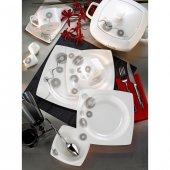 Kütahya Porselen Aliza 83 Parça Yemek Takımı Th 25121