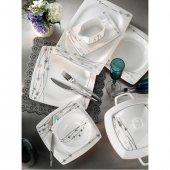 Kütahya Porselen Aliza 83 Parça Yemek Takımı Th 25124