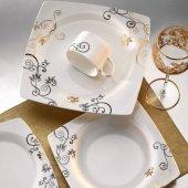Kütahya Porselen Aliza 83 Parça Yemek Takımı Th 25104