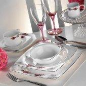 Kütahya Porselen Aliza 83 Parça Yemek Takımı 60107