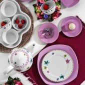 Kütahya Porselen Yasemin 43 Parça Kahvaltı Takımı 70010