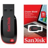 SanDisk Cruzer 16GB Usb Bellek (SDCZ50-016G-B35) SANDİSK TÜRKİYE