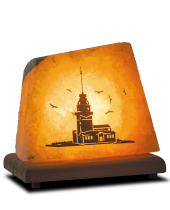 çankırı Kaya Tuz Lambası Kız Kulesi