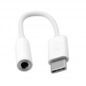 Usb Type C 3,5mm Kulaklık Girişi Dönüştürücü Adaptör Kablo