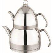 Schafer Fieber Çaydanlık Gümüş