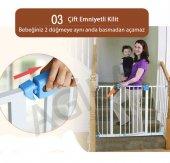Agila Bebek Çocuk Güvenlik Kapısı -5