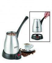 Sinbo Çelik Elektrikli Türk Kahve Makinası