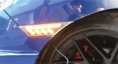 Honda Civic 2016 2019 Fc5 Yeni Model Ledli Yan Çam...