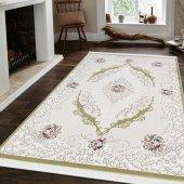 Yeni Model Klasik Salon Halısı Post Halı Ferah 6303 4253