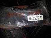 18 X 2.50 2.70 İç Lastik Şarjlı Motor