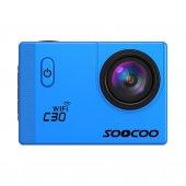 SOOCOO C30 WiFi 4K Aksiyon Kamera 20MP Gyro-4
