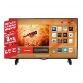 "Telefunken 43TF6520 43"" 109 Ekran Smart Wi-Fi Full HD LED TV"