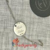 İsme Özel 925 Ayar Gümüş Nazar Boncuklu Plaka Bileklik-4