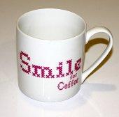 Smile Coffee Kupa Hediyelik Kutuda