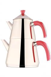 Menzir Piramit Çaydanlık (Küçük)