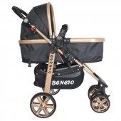 Beneto Bt 540 Gold-Line Trio Bebek Arabası-4