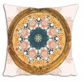 Mrs Pillow Andrea İ 05 Desenli Kırlent Kılıfı 70x70cm Ebadında