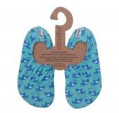 Slipstop Toothy Çocuk Havuz Ve Deniz Ayakkabısı Açık Mavi