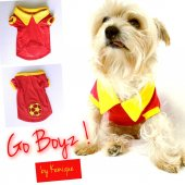 Go Boyz By Kemique Sarı Yellow Kırmızı Red