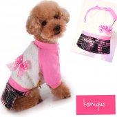Okullu Kız Köpek Elbisesi