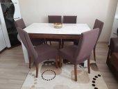 Nur Home Açık Kahve Sandalye Kılıfı (Renk 16)