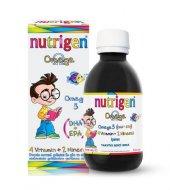 Nutrigen Omega 3 Çilek Aromalı 200 Ml Balık Yağı Ş...