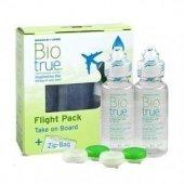 Bio True 60ml + 60ml Lens Solüsyonu (Flight...