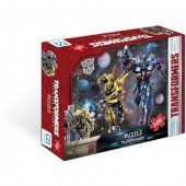 Transformers Optimus Prime Puzzle 100 Parça
