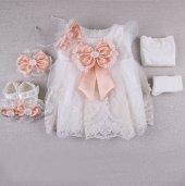 Mss Papy Baby Prenses Özel Gün Elbises 781 Pembe