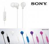 Sony MDR-EX15AP Kulaklık Kulakiçi Mikrofonlu Comfortable 5 Renk-2