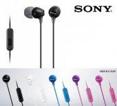 Sony MDR-EX15AP Kulaklık Kulakiçi Mikrofonlu Comfortable 5 Renk-3