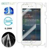 Bestsuit İphone 6 7 8 Tam Kapatan Ön Arka Ekran Koruyucu Fulcover