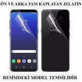 Huawei Gr3 Tam Kaplayan Ekran Koruyucu Jelatin...