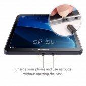 Galaxy Tab 3 Lite T110 T111 T113 T116 Kılıf Tpu Silikon 0.2 mm-2
