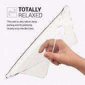Galaxy Tab A T280 T280Q T285 T287 Kılıf Silikon Transparan 7 inç-2