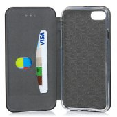 iPhone 8 Plus Kılıf Flip Dizayn Mıknatıslı Standlı Cüzdan-5