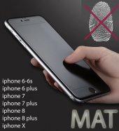 Iphone 6 6s 7 8 Plus X Mat 3d Tam Kaplayan...
